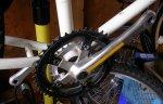 zębatka w rowerze