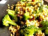 warzywa smażone na oleju lnianym